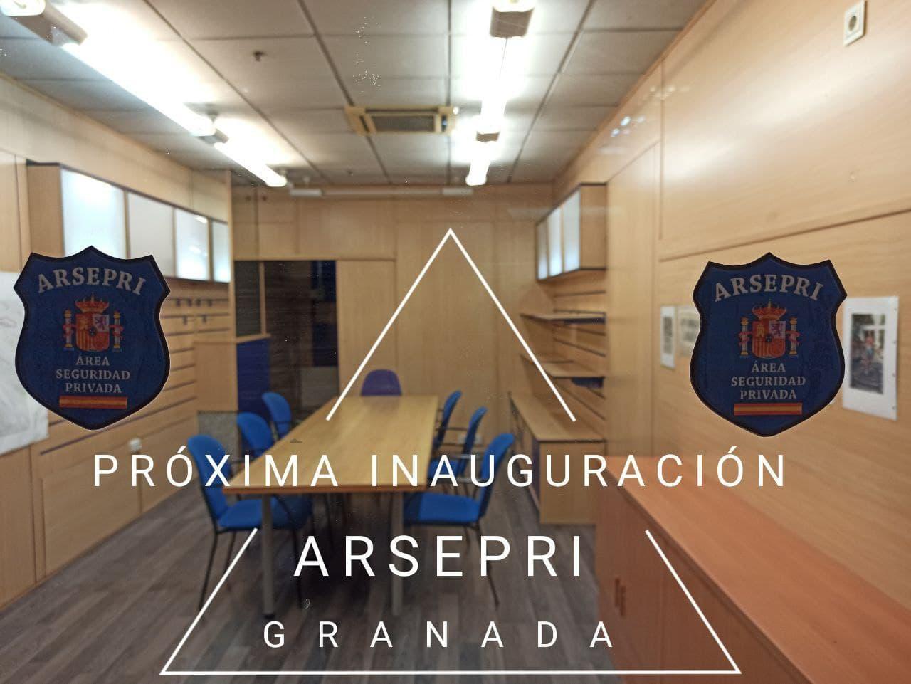 Inauguramos local en Granada